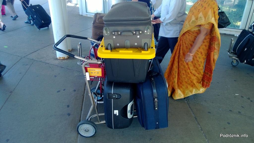 USA - LOT - bagaż w klasie biznes - czerwiec 2013