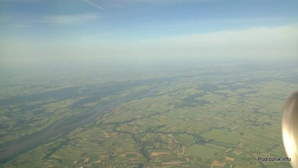 Polska - Wisła z lotu ptaka