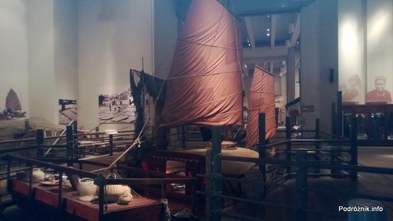 Chiny - Hongkong - Muzeum Historii - kwiecień 2013
