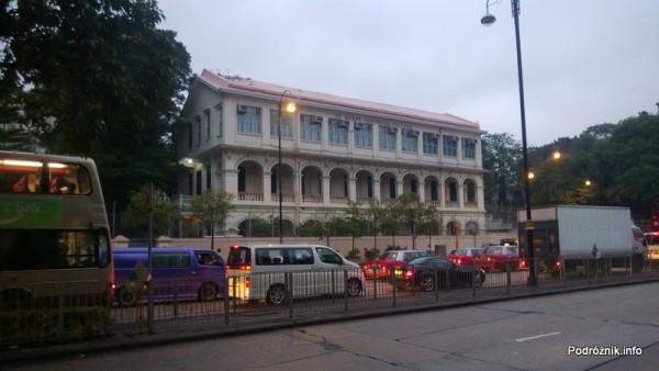 Chiny - Hongkong - Koulun (Kowloon) - kwiecień 2013