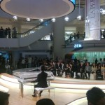 Chiny - Hongkong - La Perla Fashion Show at Pacific Place - kwiecień 2013