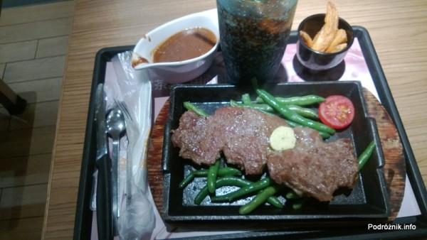 Chiny - Hongkong - coś co miało być New Zealand Sirloin Steak - kwiecień 2013