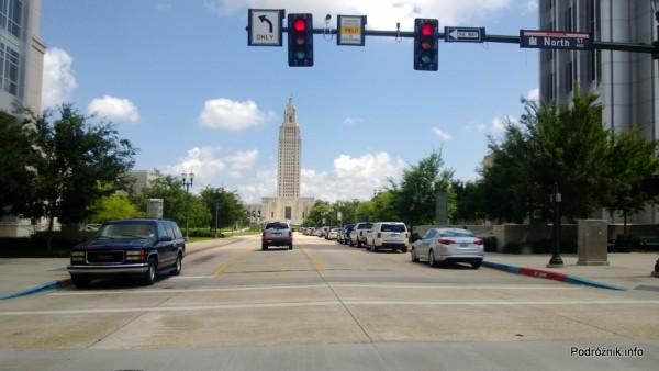 USA - Baton Rouge - Louisiana State Capitol - czerwiec 2013
