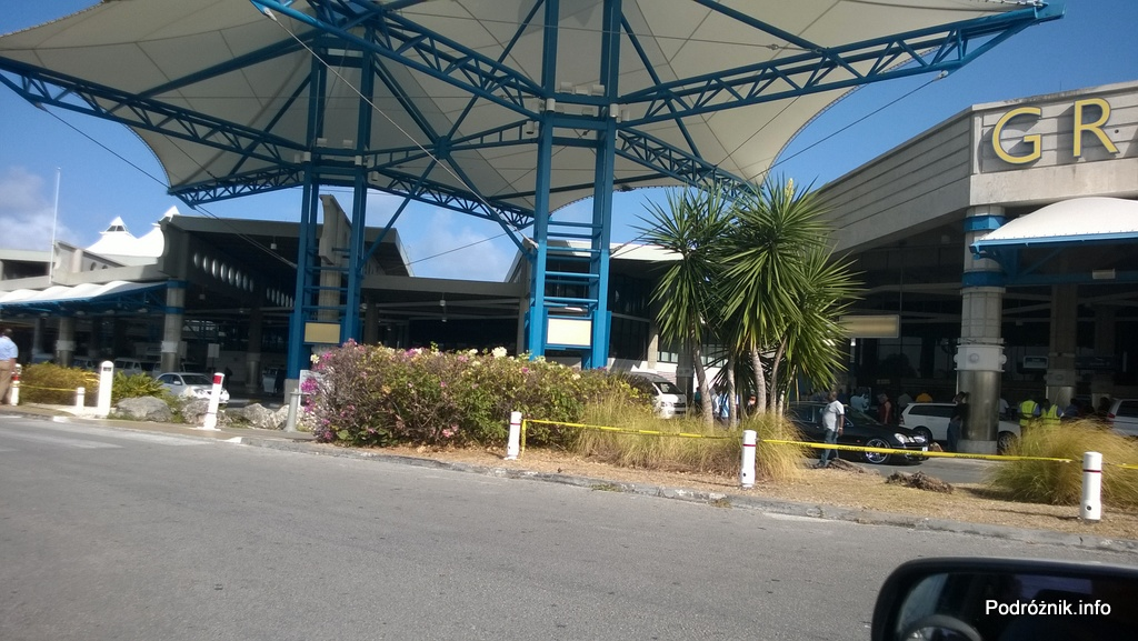 Barbados - Bridgetown - Lotnisko Grantley Adams International Airport (BGI) - maj 2014