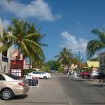 Barbados - uliczka niedaleko Dover Beach - maj 2014