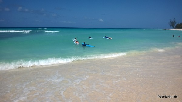 Barbados - Dover Beach - surferzy - maj 2014