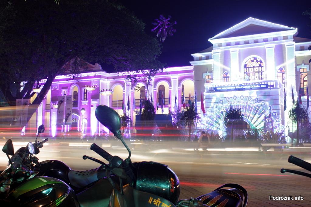 Indie - Goa - Międzynarodowy Festiwal Filmowy - główna siedziba - listopad 2014