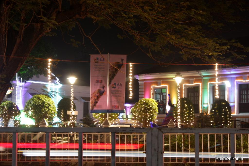 Indie - Goa - Międzynarodowy Festiwal Filmowy - okolice - listopad 2014