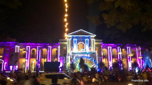 Indie - Goa - Międzynarodowy Festiwal Filmowy - siedziba główna - listopad 2014