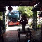 Wietnam - maj 2012 - autokar