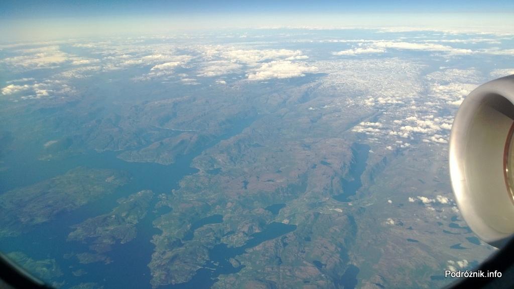 Norwegia - fiordy - czerwiec 2013